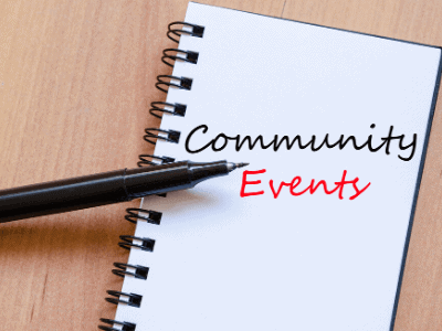 community events planner