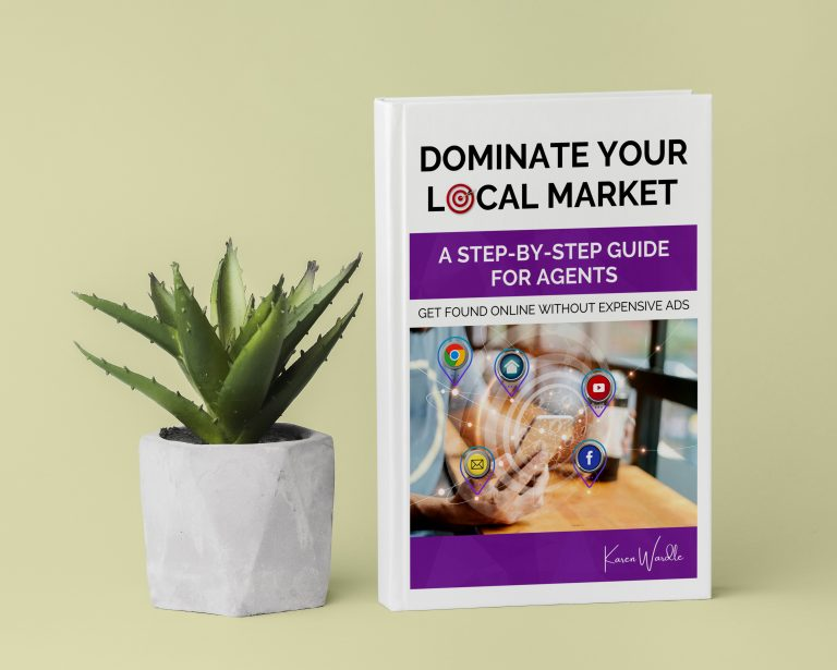 blogging for real estate leads book